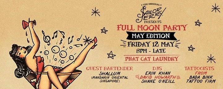 Full Moon Party: May Edition
