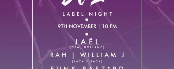 Darker Than Wax Label Night ft. Jaël