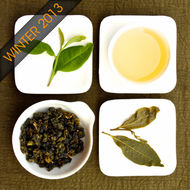 Alishan Cing Xin High Mountain Winter Oolong Tea, Lot 258 from Taiwan Tea Crafts