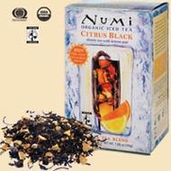 Citrus Black Organic Iced Tea from Numi Organic Tea