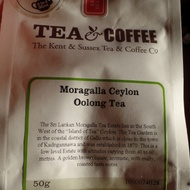 Moragalla Ceylon Oolong from The Kent & Sussex Tea  and Coffee Company