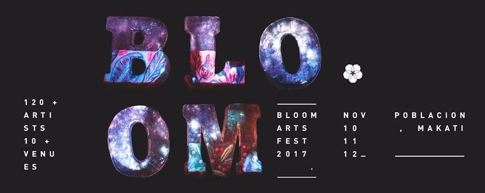 Bloom Arts Festival 2017