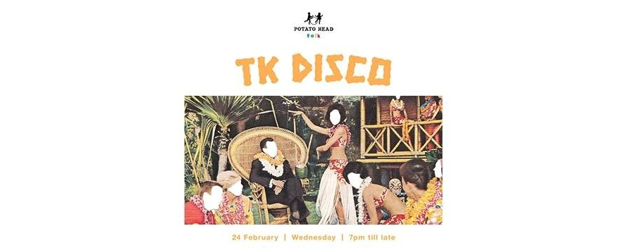 The Rooftop Relaunch Party : TK DISCO