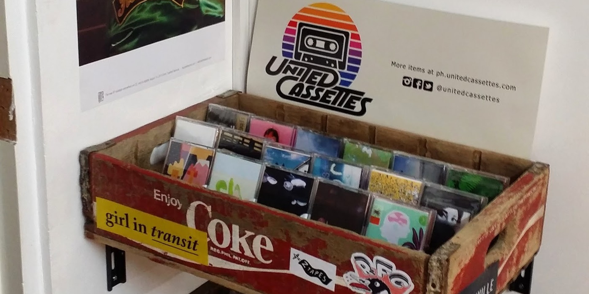 United Cassettes arrives in Manila, music curator Kurvine Chua talks cassettes and mixtapes