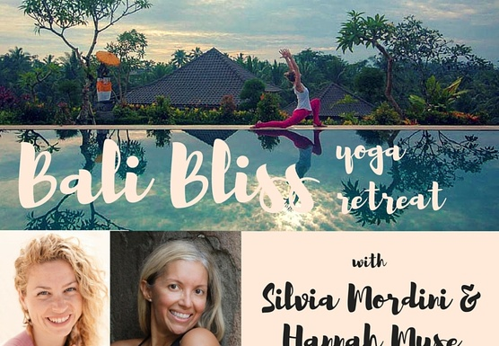 Bali Alchemy of Love Yoga Retreat with Hannah Muse and Silvia Mordini