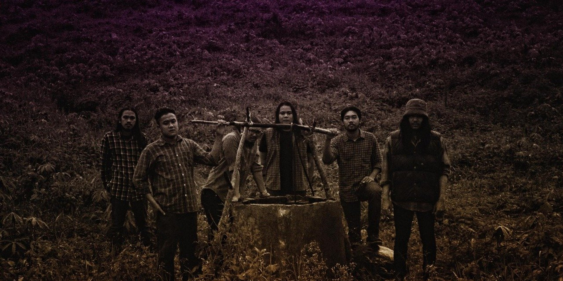 Bandung-based folk band Rusa Militan release new album 'No Future'