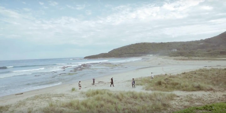 Stopgap document their experience touring Australia — premiere