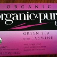 Green Tea with Jasmine from organic & pure