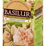 Bouquet collection - Cream Fantasy Flavored Ceylon Green Tea from Basilur