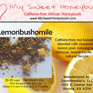 Lemonbushomile from 52teas