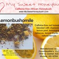 Lemonbushomile from 52teas