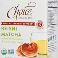 Reishi Matcha from Choice Organic Teas