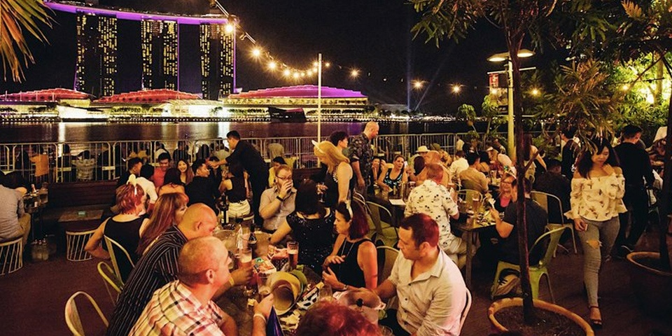 13 supper spots to hit up over the Singapore GP weekend after midnight