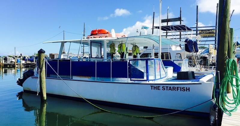 Snorkel Tour Marathon Fl Tours Run Daily 3 Hours Visit Sombrero Reef