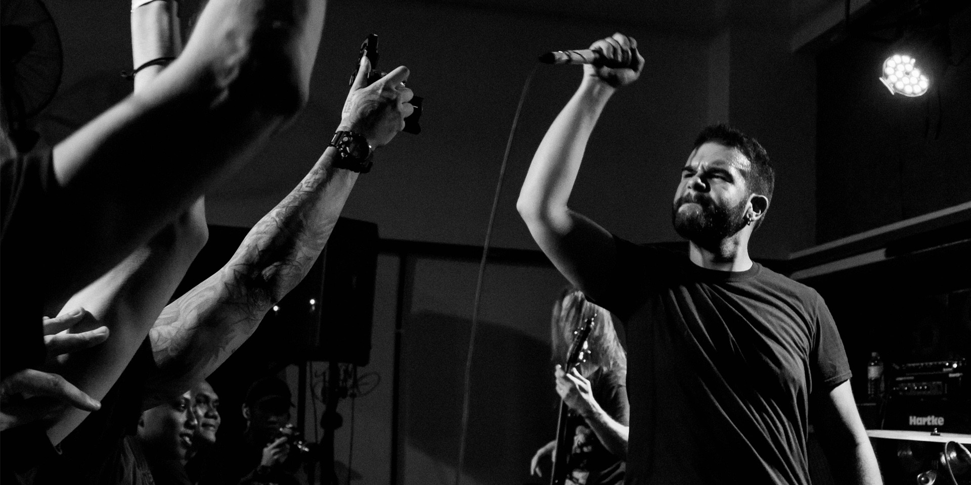 PHOTO GALLERY: Defeated Sanity's unmitigated death metal insanity