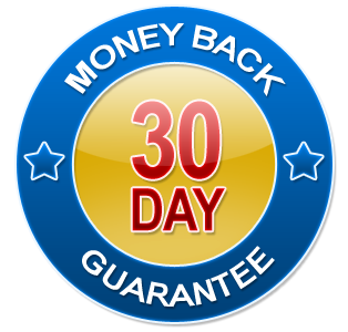 30 Day Money Back Guanratee