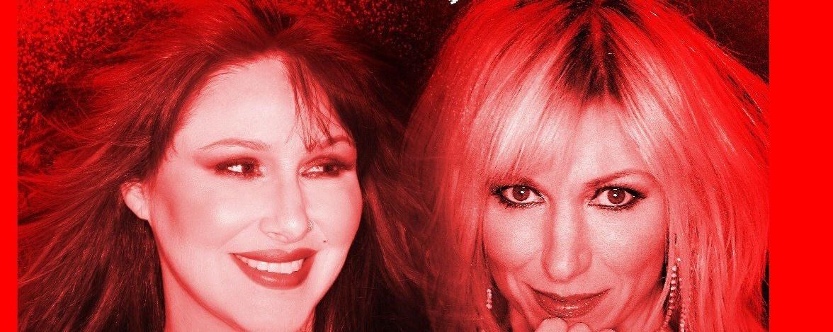 Tiffany & Debbie Gibson Live in Manila