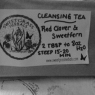Cleansing Tea by Sweetgrass Herbals from Sweetgrass Herbals