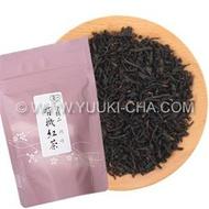 Organic Makurazaki Black Tea Hatsumomiji from Yuuki-cha