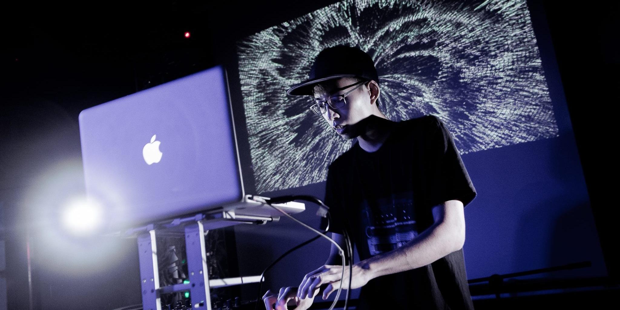 LISTEN: Darker Than Wax premieres a fresh Fzpz joint ahead of his debut Taipei showcase
