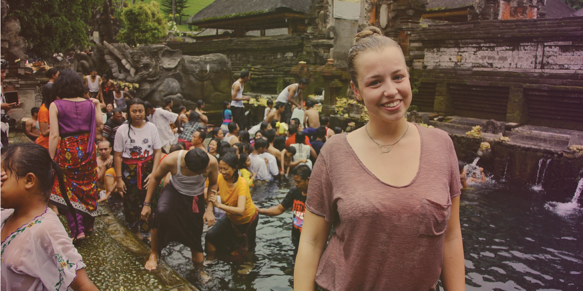 The Ultimate Solo Female Travel Guide - Culture in Bali