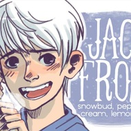 Jack Frost from Adagio Custom Blends, Cara McGee