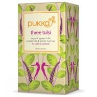 Three tulsi from Pukka