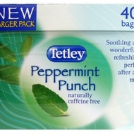 Peppermint Punch from Tetley