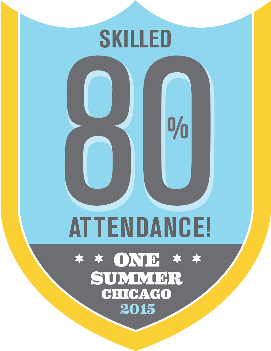 One Summer Chicago Skilled 2015