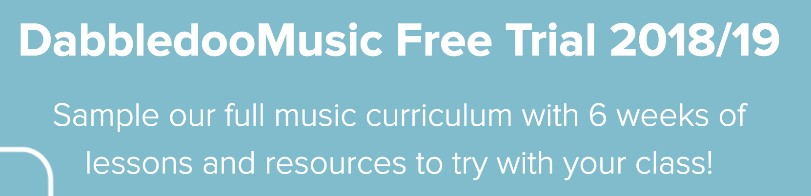 DabbledooMusic Free Trial - Irish Primary Music Curriculum