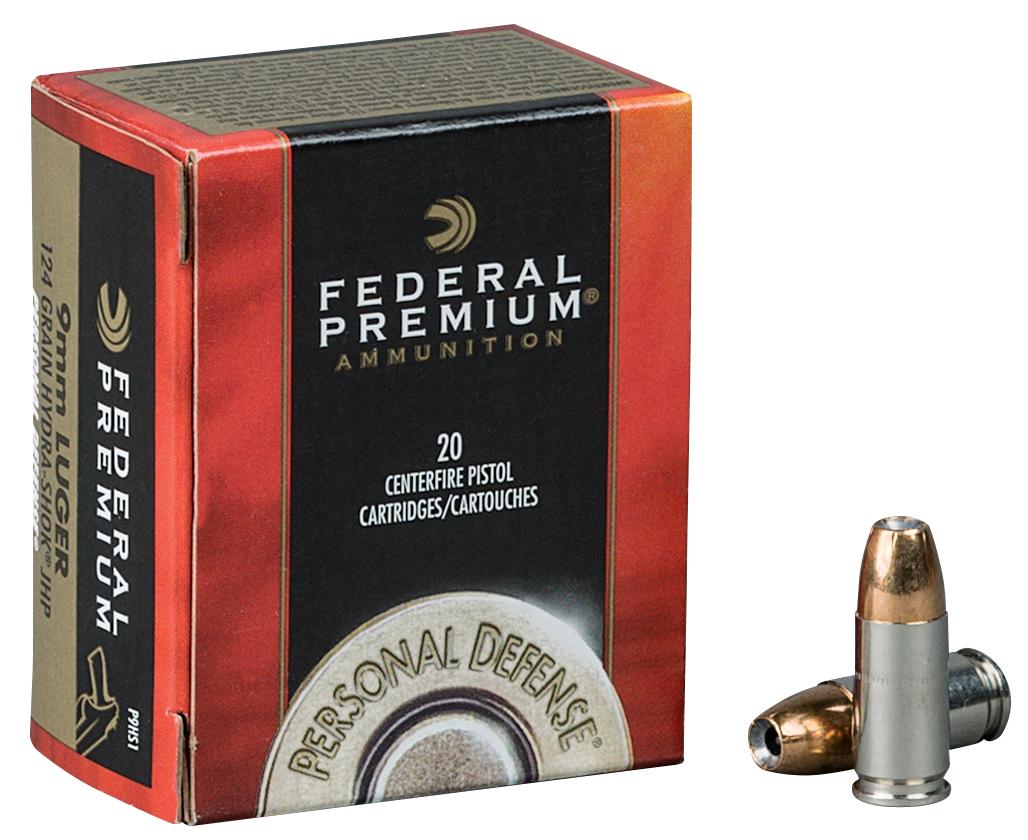 Federal Premium Personal Defense Hydra-Shok P9HS1 | Target