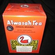 Alwazah Tea with cardamom flavour from Alwazah Tea