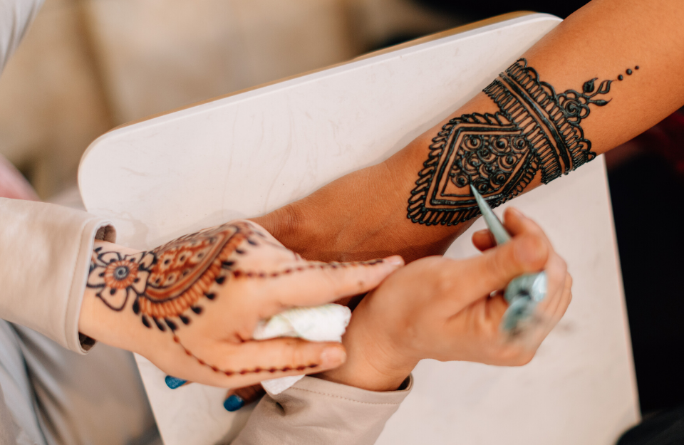Henna and Jagua Body Art