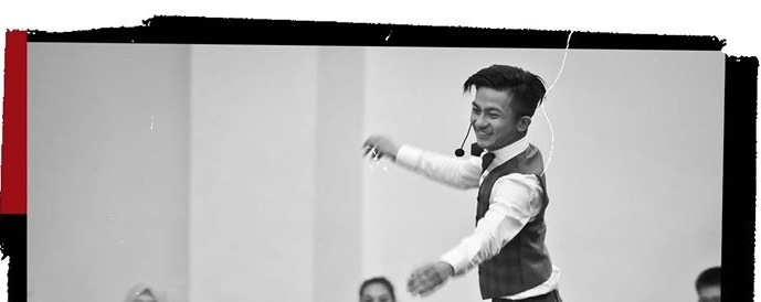 A Lindy Hop Social and Listening Party by Loo Zihan