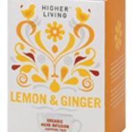 Lemon & Ginger from Higher Living