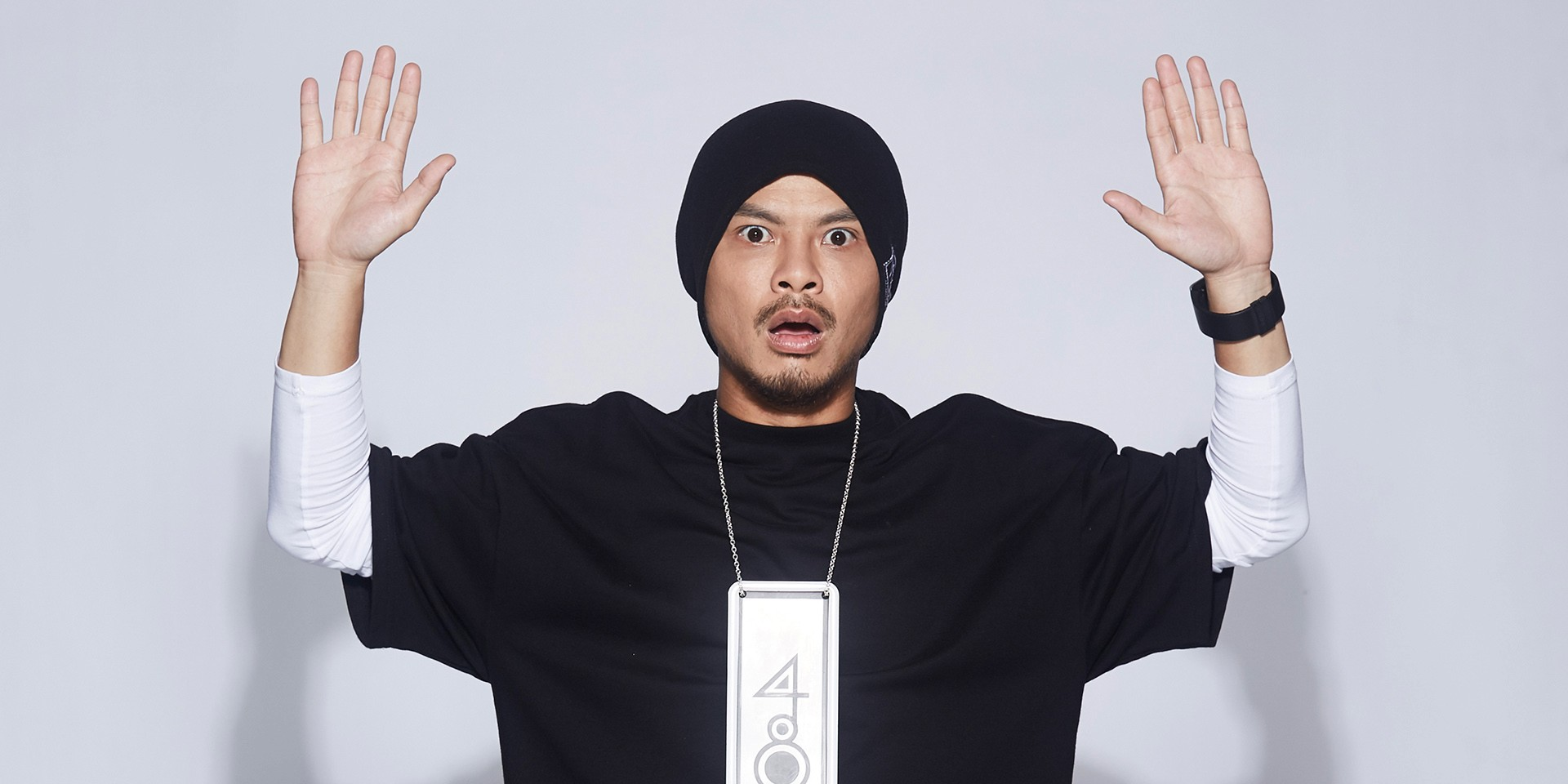 Malaysian rapper Namewee to perform in Singapore for the first time