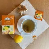Lemon & Ginger from Ahmad Tea