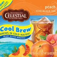 Peach Cool Brew Iced Tea from Celestial Seasonings