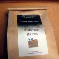 Capricorn Tea from Solstice Brews