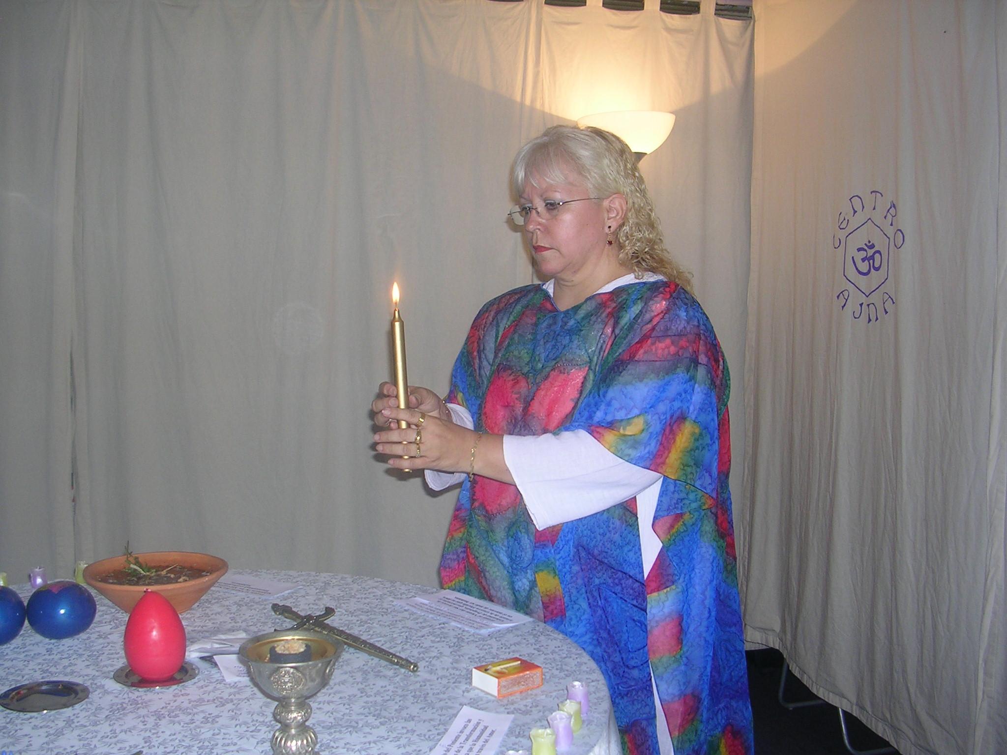 Escuela de Magia Blanca, con Rosalía Zabala