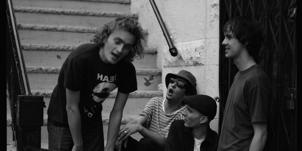Splashh on the thrills and spills of touring, and their cross-continental approach to songwriting