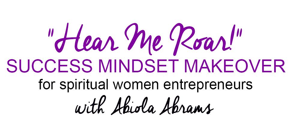 spiritual business entrepreneur mindset