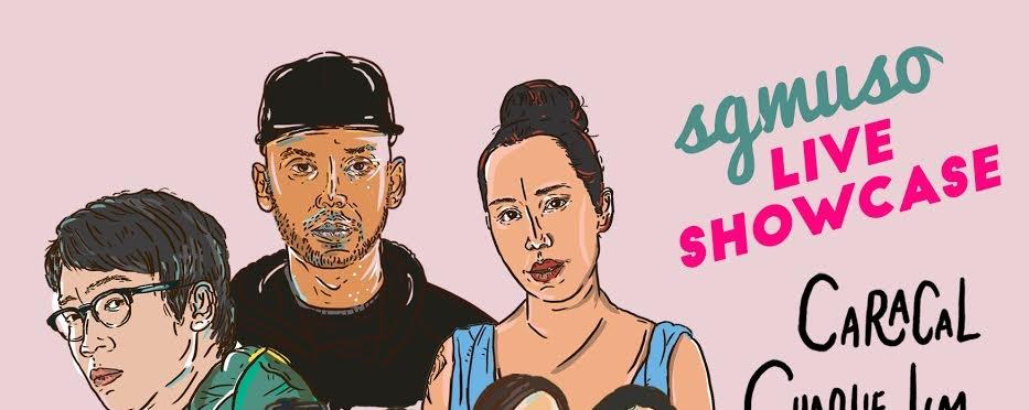SGMUSO LIVE SHOWCASE: Charlie Lim x Vandetta