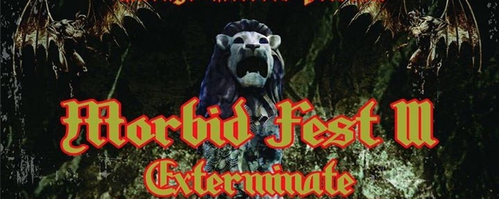 Morbid Metal Festival III
