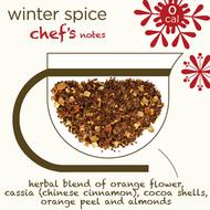 Winter Spice from Argo Tea
