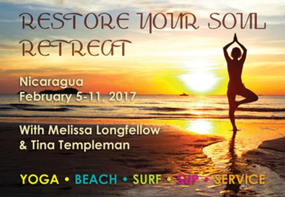 2017 Yoga Retreat in Nicaragua - Restore Your Soul!