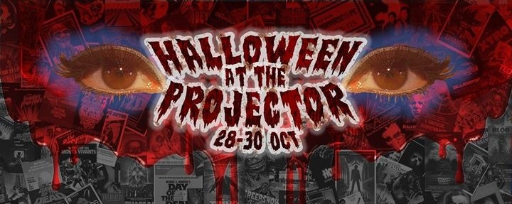 Halloween at The Projector