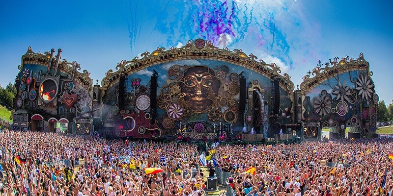 Tomorrowland Thailand rumoured for 2019