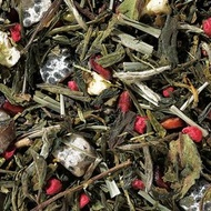 Pomegranate Dragonfruit Green/White Tea from Dethlefsen & Balk