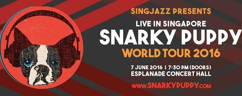 Snarky Puppy Live in Singapore